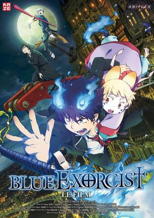 Blue exorcist le film.