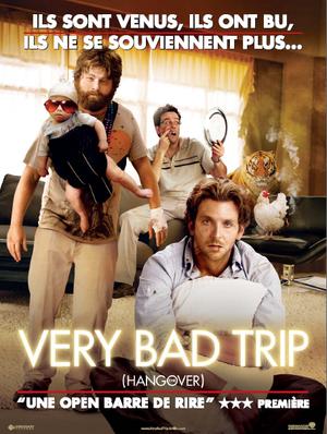 Very bad trip.