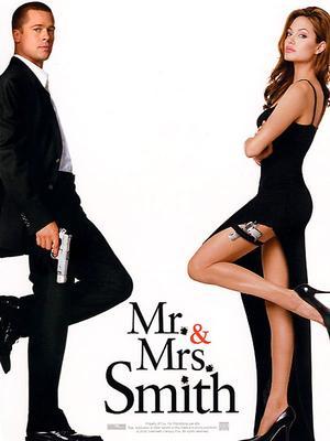 Mr et Mrs Smith.