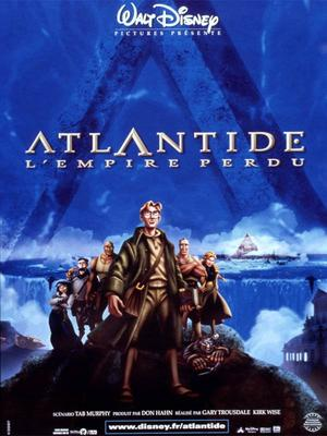 Atlantide, l'empire perdu.