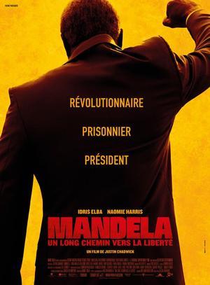 Mandela :  un long chemin vers la liberté.