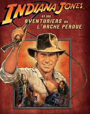 Indiana Jones et les aventuriers de l'arche perdue.