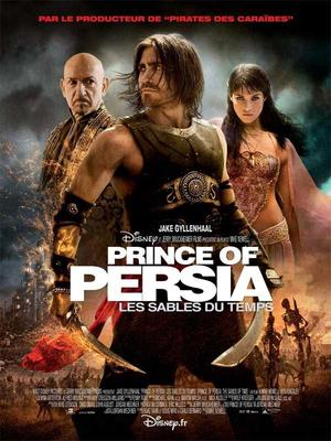 Prince of Persia : les sables du temps.