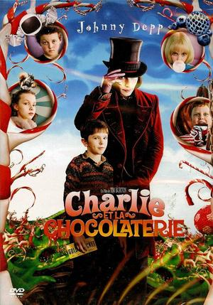 Charlie et la chocolaterie.