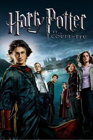 Harry Potter et la coupe du feu.