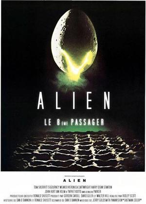 Alien, le 8ème passager.