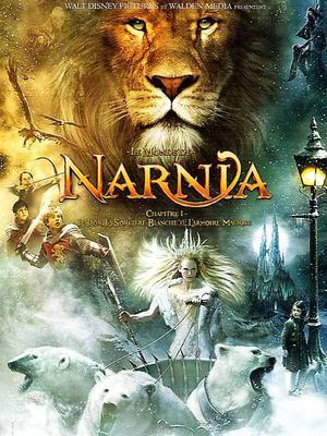 Le monde de Narnia : le lion, la sorcière et l'armoire magique.
