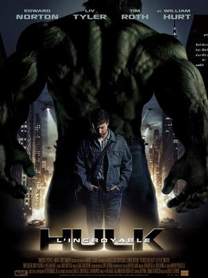 L'incroyable Hulk.