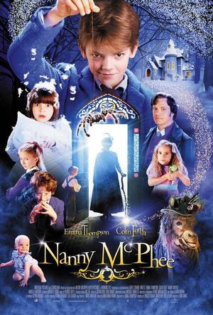 Nanny McPhee .