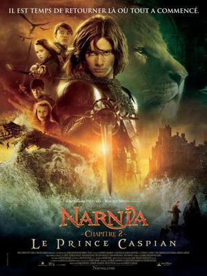 Le monde de Narnia : le prince Caspian .