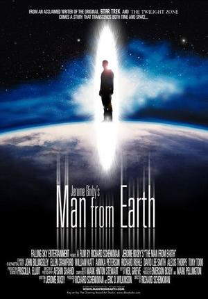 The man from Earth.
