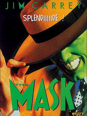 The mask.