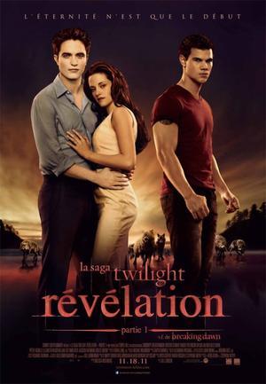 Twilight : révélation.