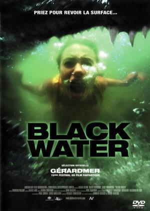 Black water.