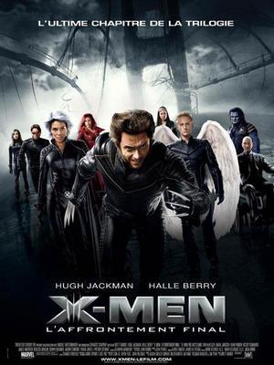 X-men : l'affrontement final.