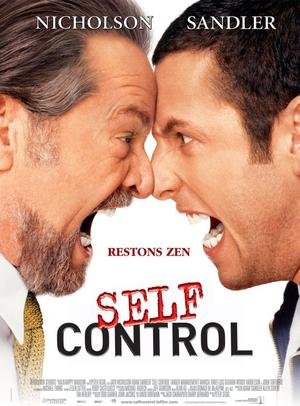 Self control.