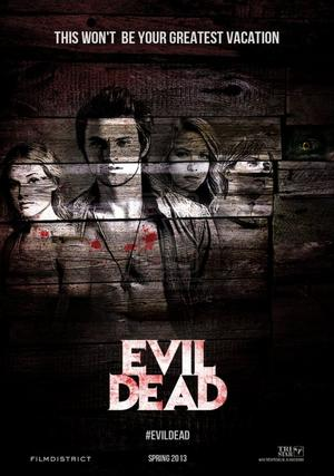 Evil dead.