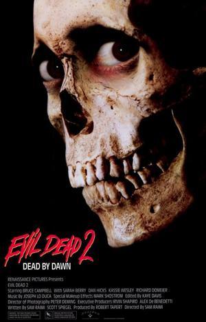 Evil dead 2.