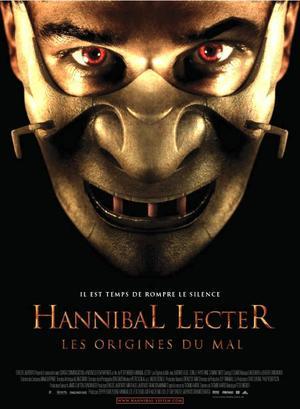 Hannibal Lecteur : les origines du mal.