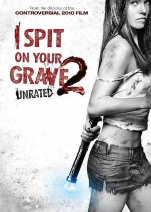 I spit on your grave 2 .