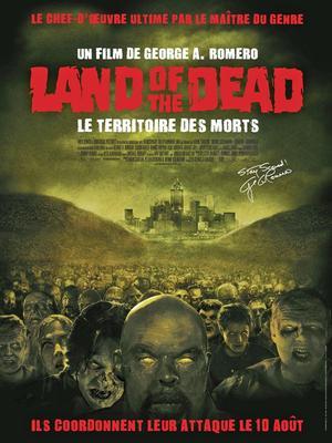Le territoire des morts.