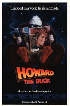 Howard : une nouvelle race de héros.