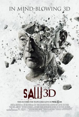 Saw 3D.