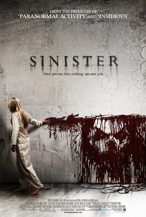 Sinister.