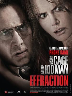 Effraction.