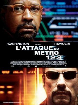 L'attaque du métro 123.