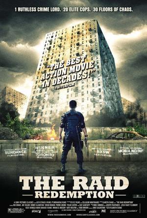 The raid :  redemption.