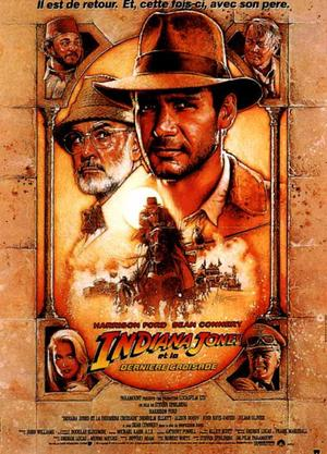 Indiana Jones et la dernière croisade.
