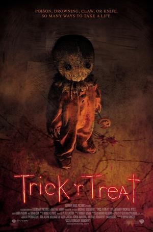 Trick'r treat.