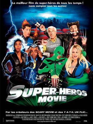 Super héros movie.