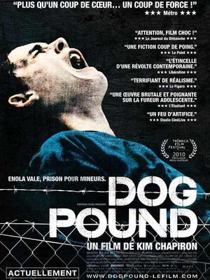 Dog  pound.