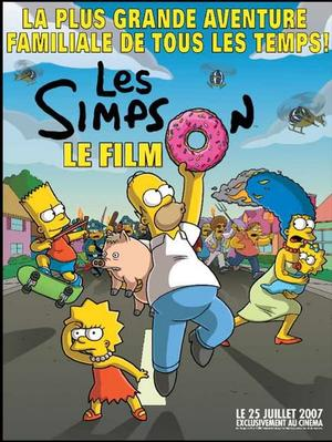 Les Simpson le film .