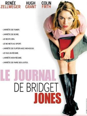 Le journal de Bridget Jones.