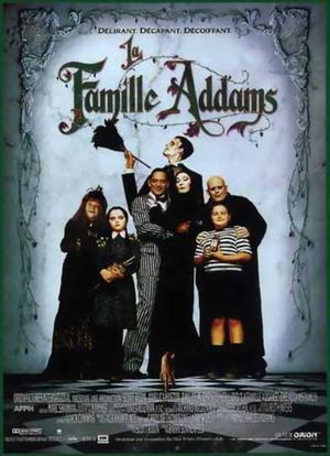La famille Addams .
