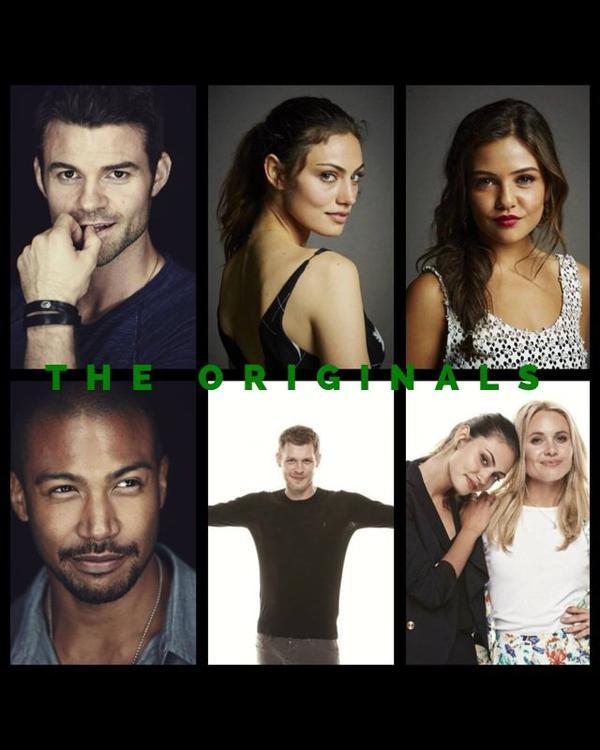 Cast de The Originals