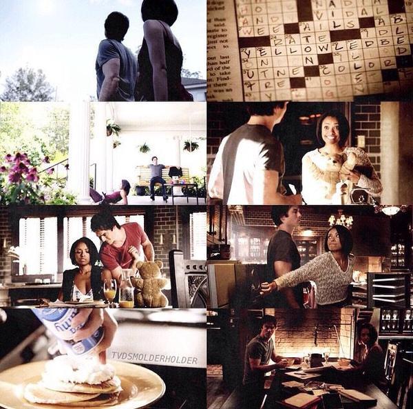 Bonnie et Damon