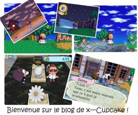 ❅ Bienvenue sur x---Cupcake ❅
