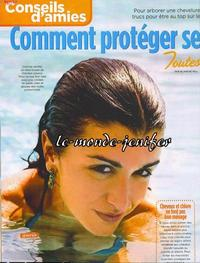 Jenifer dans le closer, 2oo6.