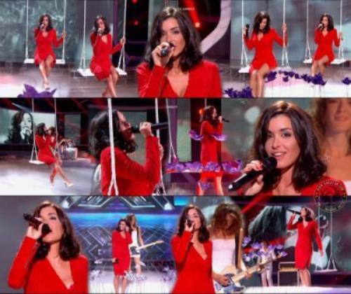Jenifer à X Factor, le 24 Mai 2o11