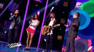 21 Avril 2o12 : 3eme prime de the voice