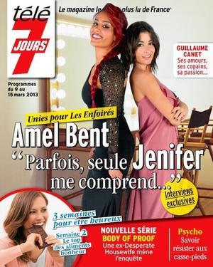 La boite à musique des Enfoirés à Paris Bercy : 23/01/13 - 28/01/13.