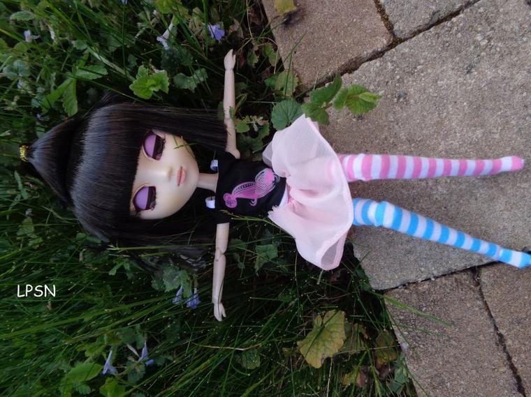 séance photo de koyomi dans mon beau jardin ^^ (regroupement de 2 séances...) partie 2