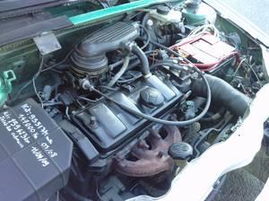 Mon moteur Avant / apret