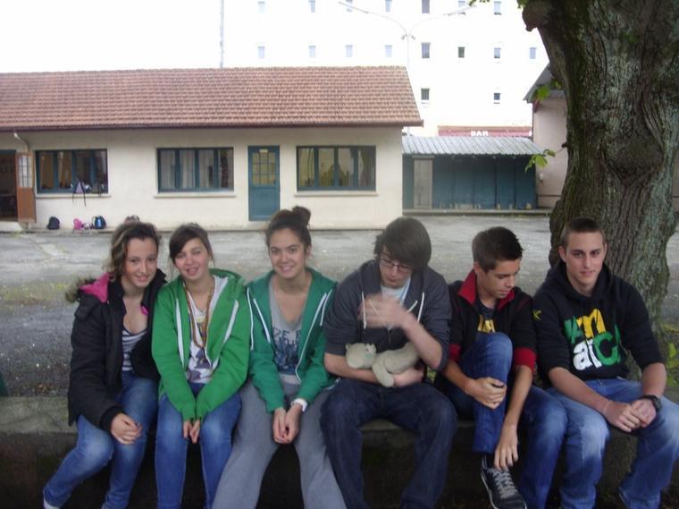 Le groupe ♥