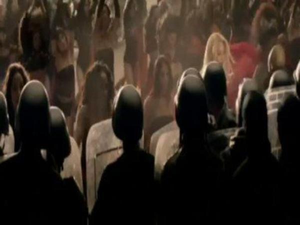 Dafina Zeqiri kopjon Videoklipin e Beyoncé - Who Run The World