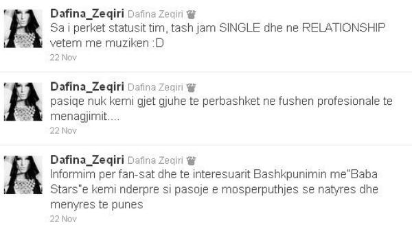 Dafina Zeqiri The Biggest Loser !!!